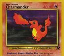 Charmander (Team Rocket TCG)