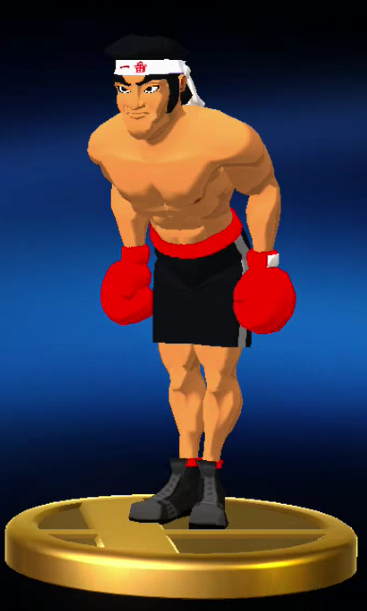 Punch Out Wii Soda Popinski : Piston hondo the punch out wiki