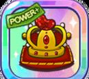 King Choco Drop's Jelly Crown