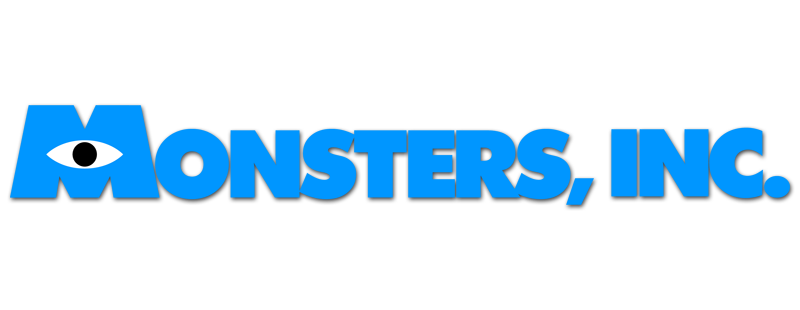 Monsters inc logo
