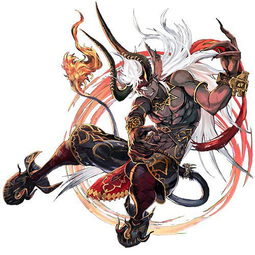 Final fantasy summons ifrit - photo#16