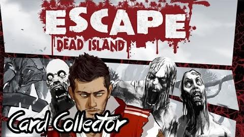 Escape Dead Island postcards