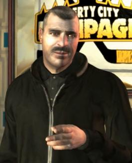 Ray Bulgarin TBOGT