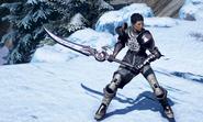 Men Warrior armor penetration rating cap soon