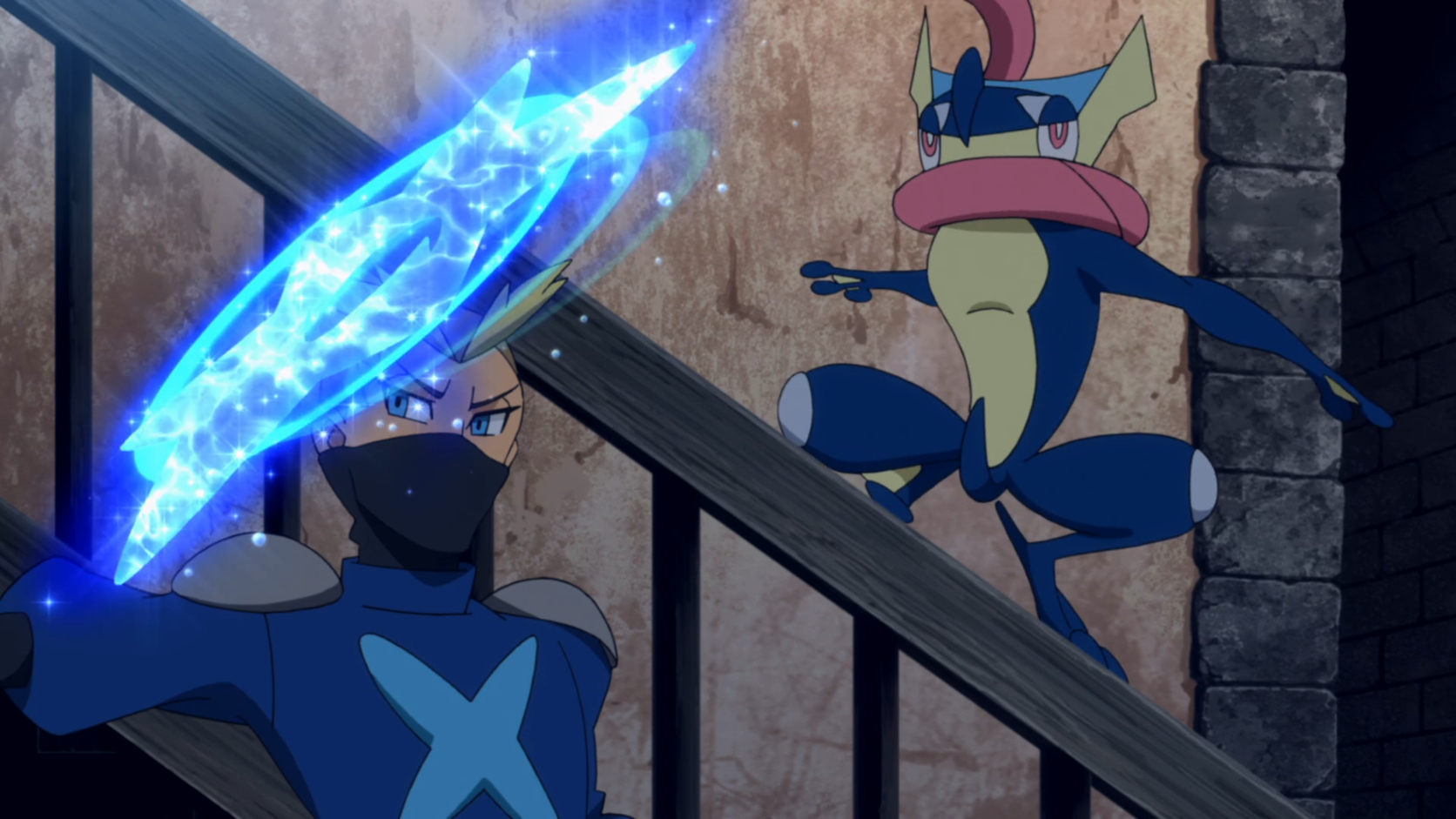 pokemon greninja how to teach a greninja water shuriken
