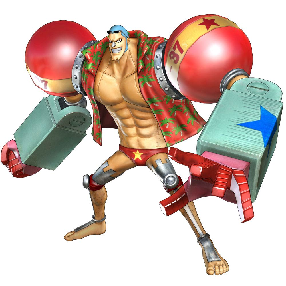 Image franky one piece new superpower wiki - One piece pictures new world ...