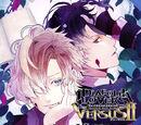 Diabolik Lovers VERSUS II Vol.5 Ruki VS Kou