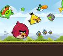 Pájaros Reales