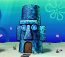 Images of Squidward's House