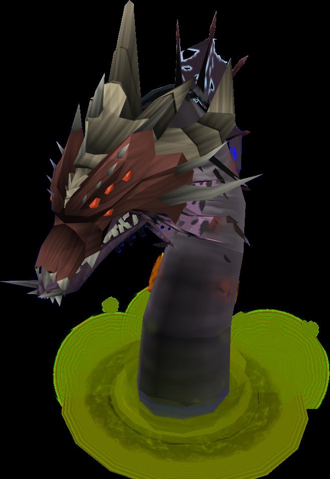 Queen Black Dragonling The Runescape Wiki