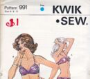 Kwik Sew 991