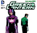Green Lantern Vol 5 38