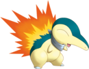 155Cyndaquil Pokemon Mystery Dungeon Explorers of Sky.png