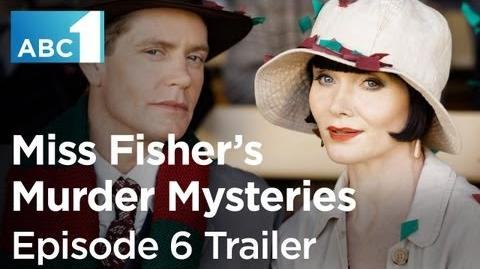 Episode 6 Trailer - Miss Fisher's Murder Mysteries Series 2 - ABC1