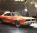 Dodge Charger R/T HEMI (1969)