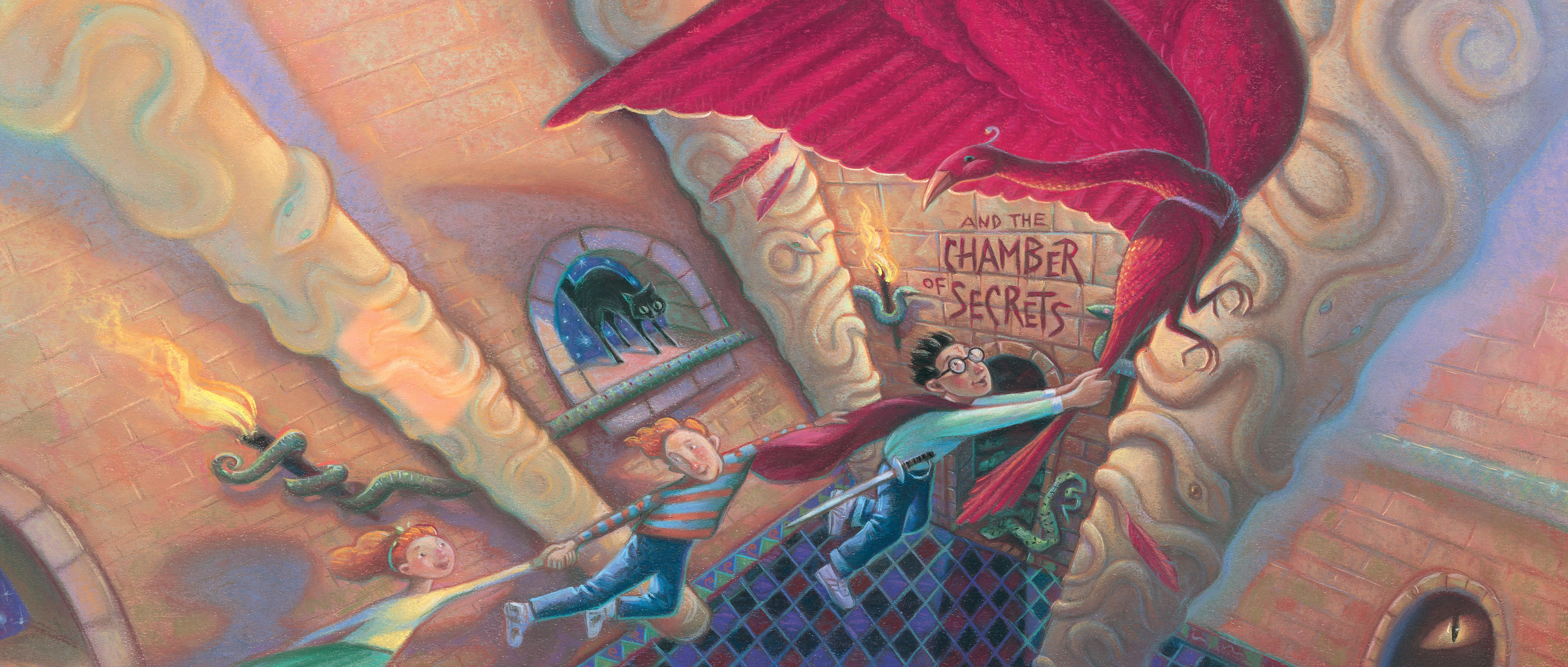 Ron Norris Ford >> Cover art - Harry Potter Wiki