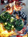 Crimson Dynamos (Earth-1610) Ultimate Fantastic Four Vol 1 47.jpg