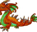 Rust Dragon