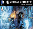 Mortal Kombat X/Covers