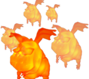 Lava Hound/Lava Pup