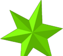 Emerald Star of Fortitude