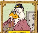 Karaktärer skapade av Roberto Gagnor