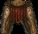 Ancient Hero's Legs