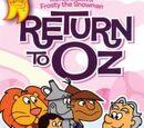 Regreso a Oz