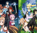 Sword Art Online/Anime Staffel 1