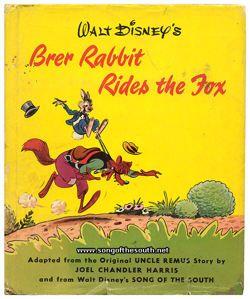 History of Brer Rabbit File Brer Rabbit Rides The