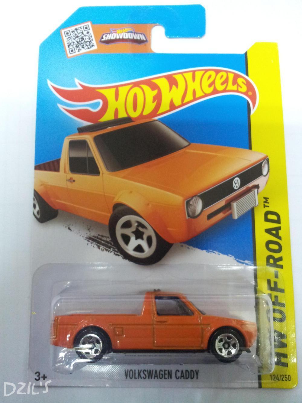 Volkswagen caddy hot wheels wiki