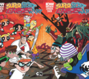 Cartoon Network: Super Secret Crisis War!