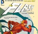 The Flash: History Lessons (Collected)