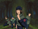 Shizune and her team.png