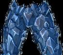 Frost Elemental Illusion Legs