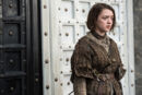 Arya at door of House of Black and White.jpg