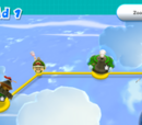 Super Mario Galaxy 2 Worlds