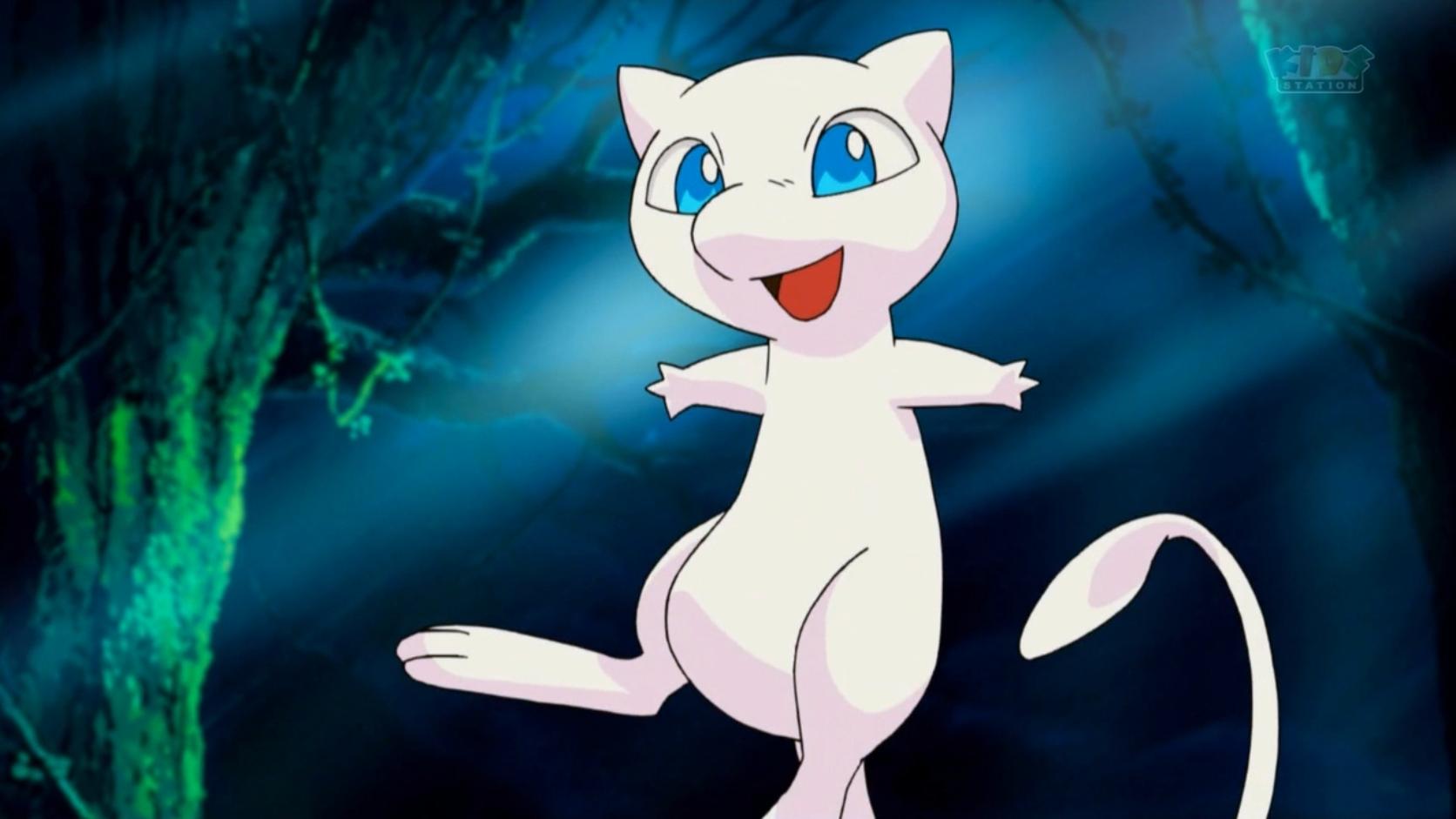 anime pokemon mew - photo #5