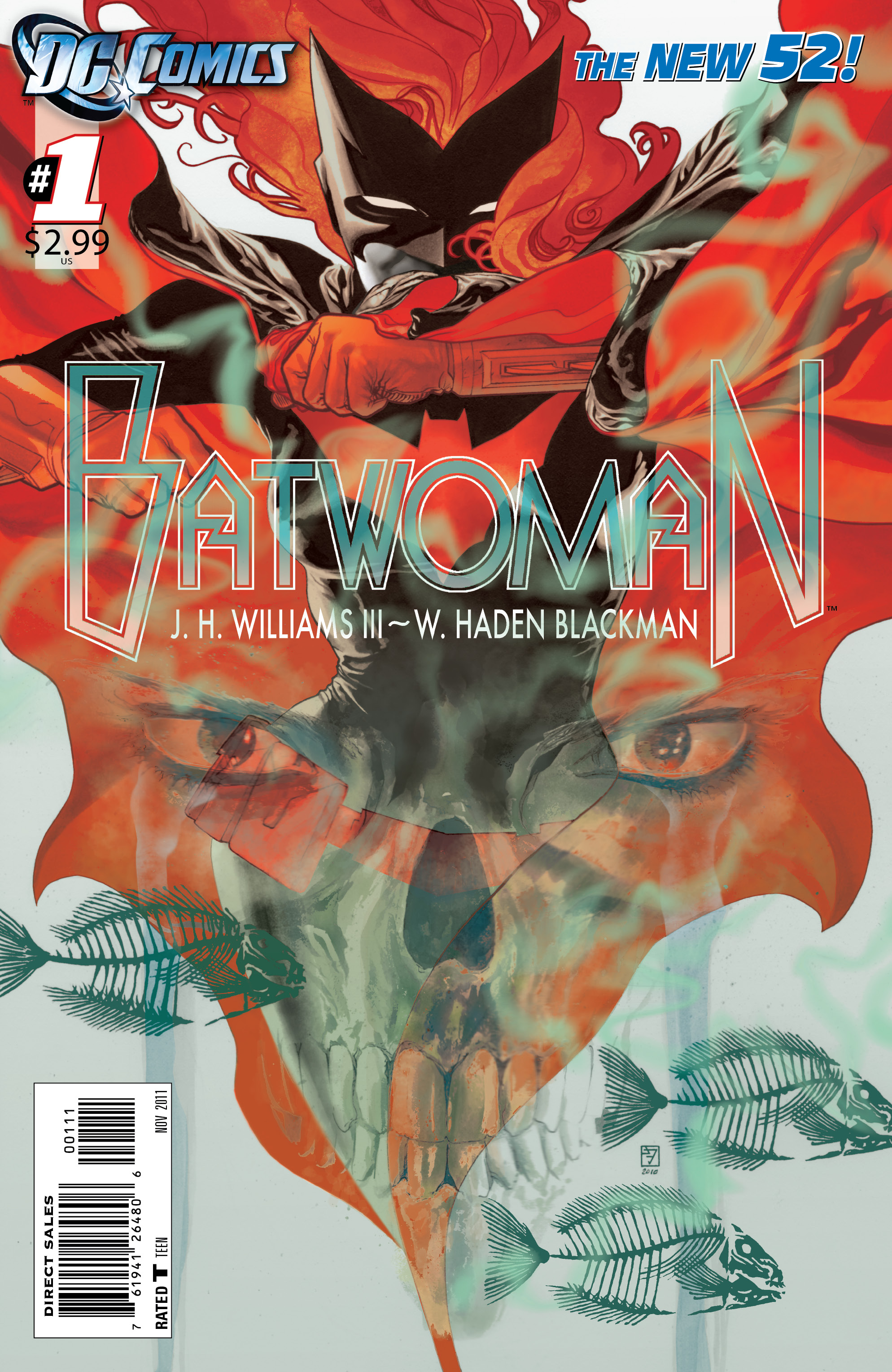 Batwoman New 52 Vol 2 Batwoman Vol 2 1 · Cover