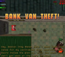 Bank Van Theft!