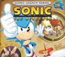 Sonic the Hedgehog: Legacy Volume 4