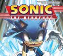 Sonic the Hedgehog Graphic Novels