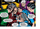 Anthony Stark (Earth-616) gets emergency medical treatment in Congress from Tales of Suspense Vol 1 84.jpg