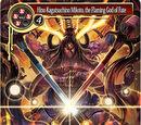 Hino Kagutsuchino Mikoto, the Flaming God of Fate