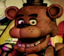 Freddy Fazbear's Pizza (East and West Cybersland)/Characters