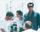 007- Dickey Beer on-set of Tomorrow Never Dies with cast.jpg