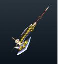 MH4U-Relic Switch Axe 002 Render 004.png