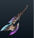 MH4U-Relic Switch Axe 007 Render 005.png
