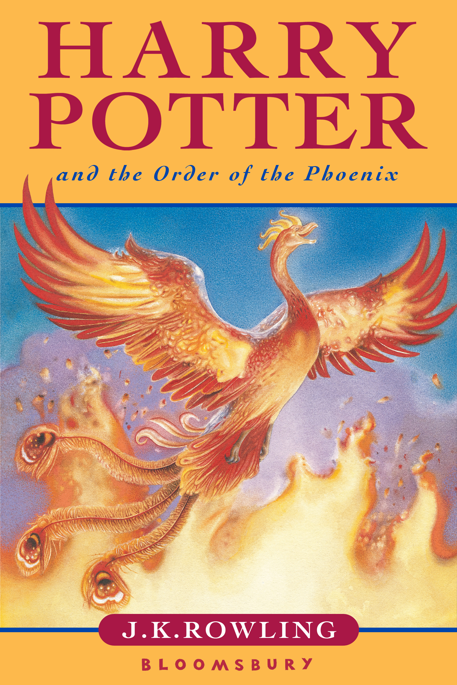Harry Potter Book Wiki : Ootp uk children