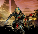 Gavin, Templar Captain